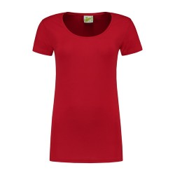 T-SHIRT L&S 1268 VARIETY ROOD